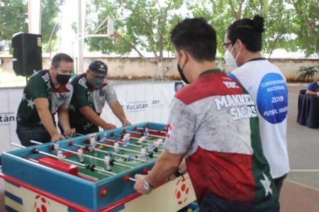 Habrá seis yucatecos en Torneo Nacional de Fútbol de Mesa
