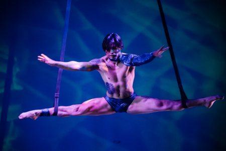 El Encuentro de Circo Contemporáneo, oportunidad para mostrar talentos