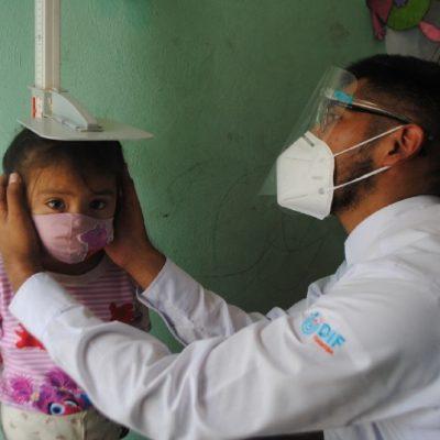 Rompen mitos sobre la alimentación en los niños de Yucatán