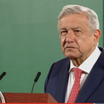 AMLO reconoce derrota de Morena CDMX; lo atribuye a la 'guerra sucia'