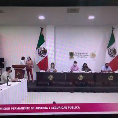 El Congreso aprueba en comisiones no ratificar al magistrado César Antuña