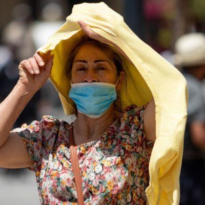 Las elecciones del 6 de junio en Yucatán, en medio de una jornada extremadamente calurosa