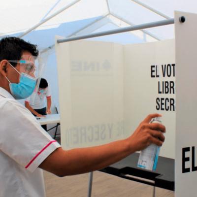 #Elecciones2021: Yucatán contará con boletas en braille y paneles para gente de talla pequeña