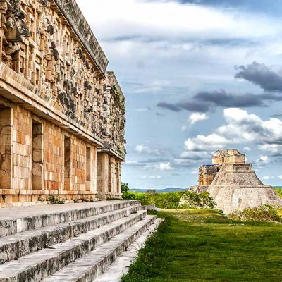 Mañana reabre Uxmal; se saneó la zona arqueológica