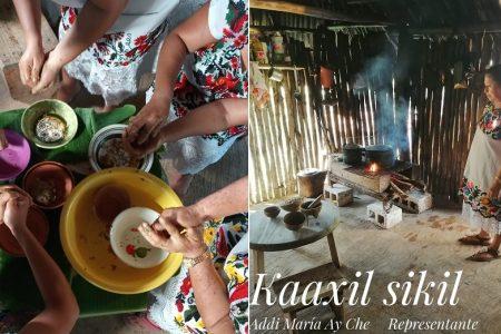 Cocinera de Chichimilá, finalista en el concurso ¿A qué sabe la patria?