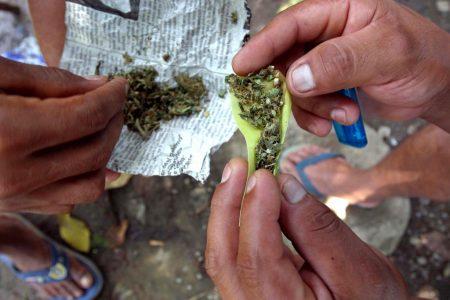 Consumo de drogas disminuyó en 60% en la contingencia de Covid-19