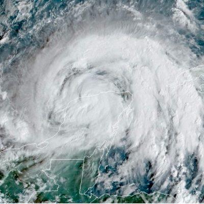 Vienen lluvias intensas la próxima semana, incluso podría formarse un ciclón tropical