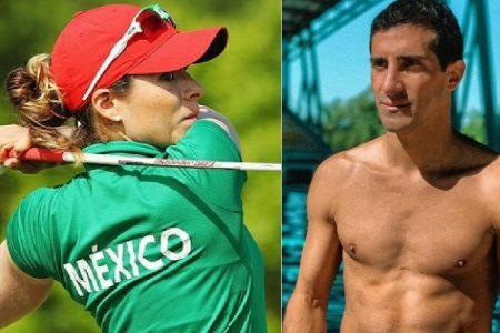 Gaby López y Rommel Pacheco serán los abanderados de México en Tokio 2020