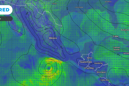 Inicio de semana con tiempo estable y mucho calor, pero a media semana vuelven las lluvias a Yucatán