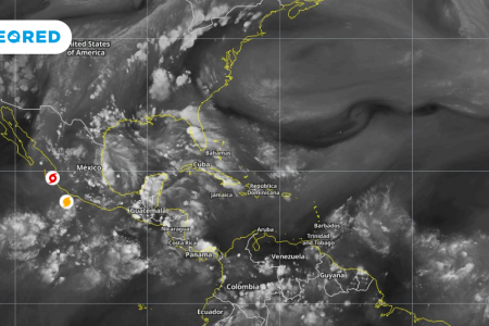 Bajo vigilancia dos ondas tropicales con potencial ciclónica; apuntan hacia el Caribe
