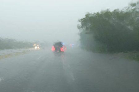 Conagua pronostica tormentas fuertes en Yucatán para este jueves