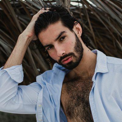 Isa Guevara hace camino al andar en el modelaje masculino en Mérida
