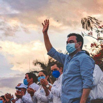Nombran a Liborio Vidal Aguilar secretario de Educación en Yucatán