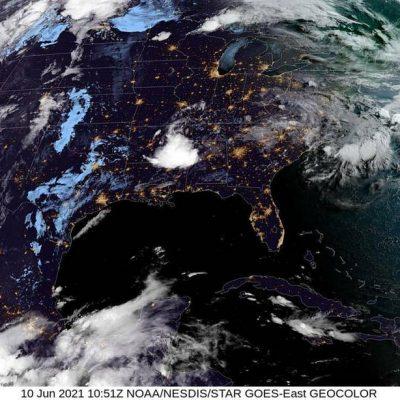 Pronostican cuatro días de lluvias fuertes en Yucatán, a partir del sábado