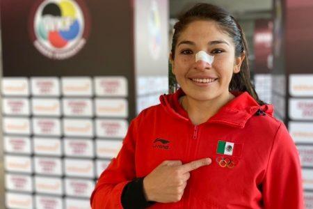 Insuficientes victorias de Lupita Quintal en el preolímpico de París