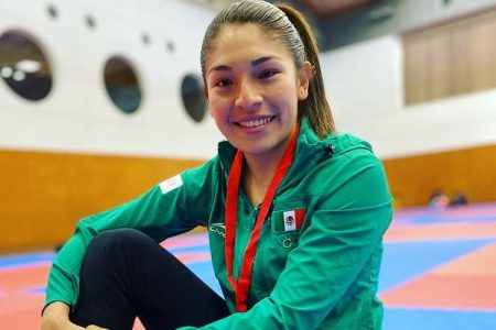 Y llegó el día: Lupita Quintal va por histórico pase a los Juegos Olímpicos