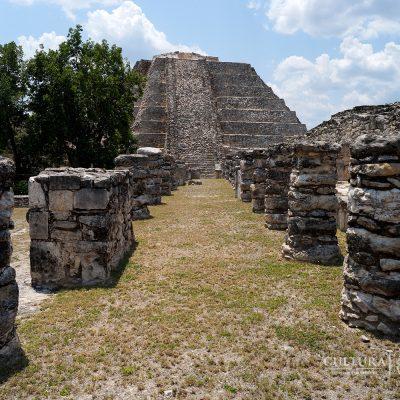 Aumenta en 40 por ciento la afluencia mensual a zonas arqueológicas de Yucatán