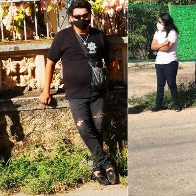 En Sucilá y Oxkutzcab habilitan a vándalos como 'policías' para intimidar a los votantes