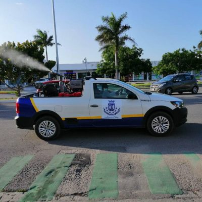 Por las elecciones, envían a resguardo los vehículos oficiales del Ayuntamiento de Mérida