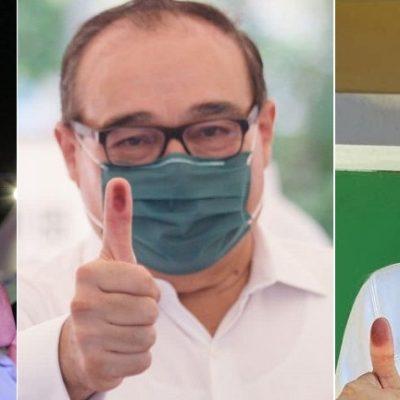 Renán Barrera gana en Mérida con una ventaja de 60 mil votos