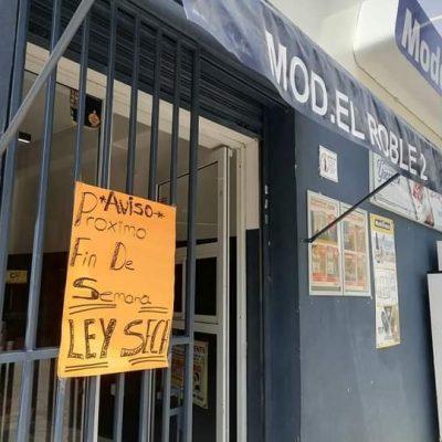 Vuelve la ley seca a Yucatán… por las elecciones