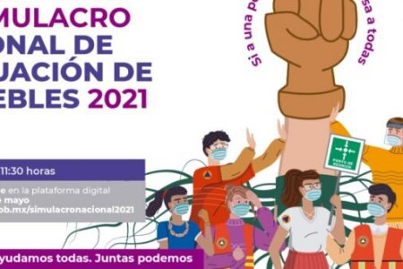 Procivy convoca a empresas yucatecas a Primer Simulacro Nacional