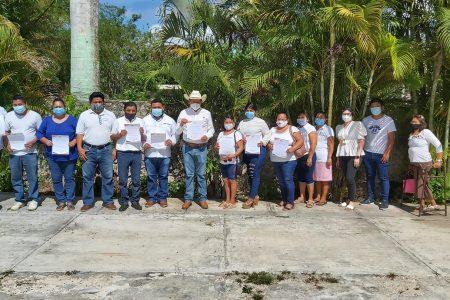 Comienza la entrega de constancias a ganadores de las elecciones en las alcaldías de Yucatán
