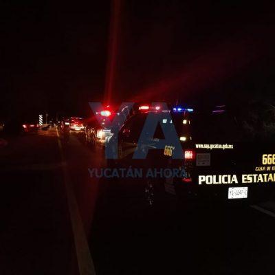 Suman 66 las víctimas de siniestros viales en Yucatán; mayo es el más trágico