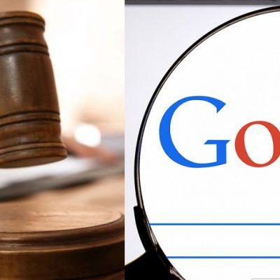 La primera sentencia civil versus Google en México: datos para no olvidar