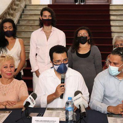 Realizan Festival Héctor Herrera 'Cholo' en espacios de la Sedeculta