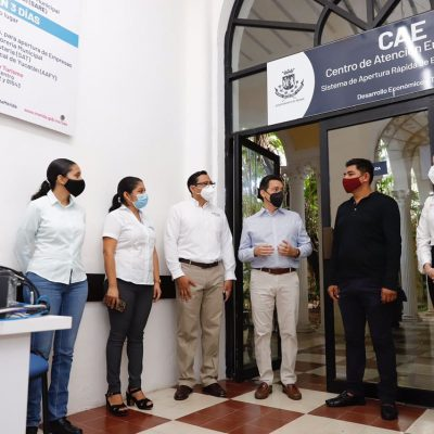 El Ayuntamiento de Mérida destaca por su buen desempeño en mejora regulatoria
