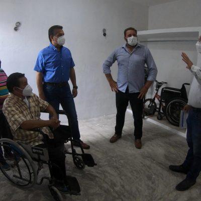 El Ayuntamiento de Mérida continúa las acciones de vivienda para la población vulnerable