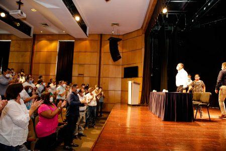 Renán Barrera exhorta al equipo municipal a redoblar esfuerzos para responder a la confianza ciudadana