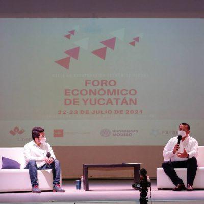El Ayuntamiento de Mérida, importante aliado para atraer inversiones a Mérida