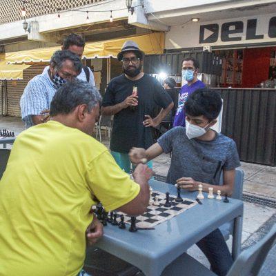 Joven yucateco gana trepidante duelo de ajedrez relámpago a un rival colombiano