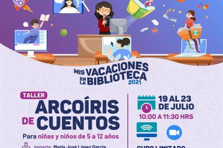 """Niños y adolescentes podrán participar en """"Mis vacaciones en la biblioteca"""""""