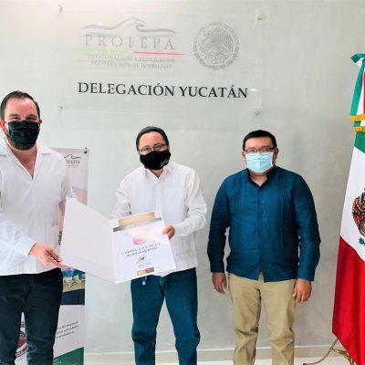Recibe Cemex certificado de industria limpia en Yucatán