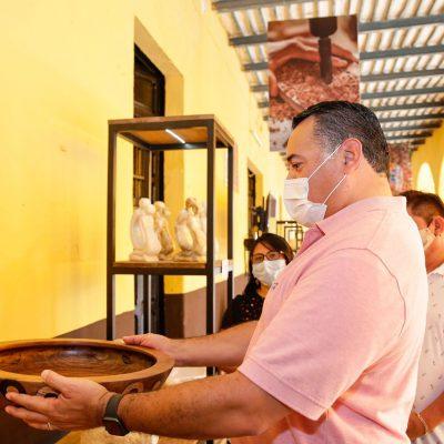 Todos hacemos que Mérida siga creciendo, afirma el alcalde Renán Barrera