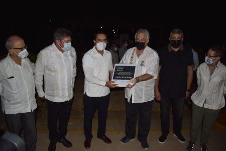 Fonatur entrega al gobierno de Yucatán el Programa Regional de Desarrollo Turístico de la Ruta Puuc
