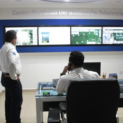 Con Telemetría, la Japay mejora sus procesos de mantenimiento