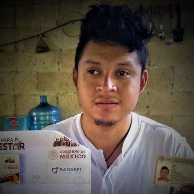 Jóvenes mayas con discapacidad denuncian que no son atendidos por el programa Bienestar