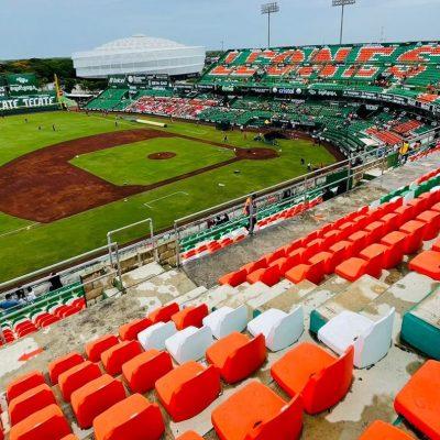 Los Tigres de Quintana Roo serán locales en el Parque Kukulcán