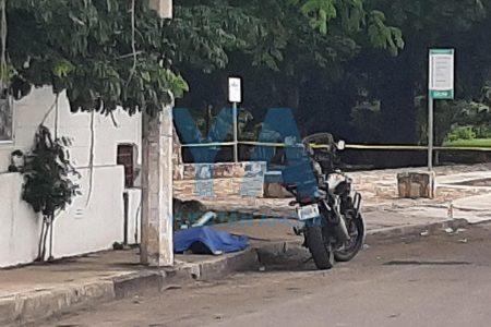 Encuentran muerto a un joven a un costado del Hospital Psiquiátrico