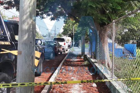 Lo encuentran muerto en una casa de la colonia Felipe Carrillo Puerto de Chuburná