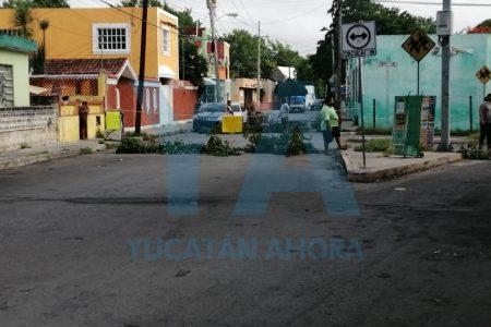 Bloquean calles en Santa Rosa: desde ayer no tienen energía eléctrica
