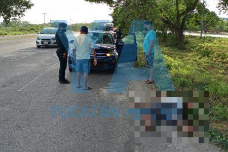 Fallece peatón atropellado en el Periférico: creyó que le ganaría al tráfico