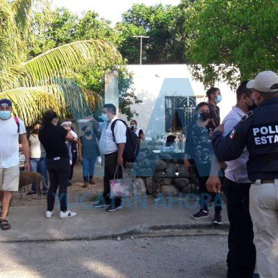Con todos los honores sepultarán al joven policía Raúl Adrián Couoh Aké
