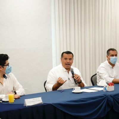 Mérida comparte sus experiencias exitosas con otras ciudades
