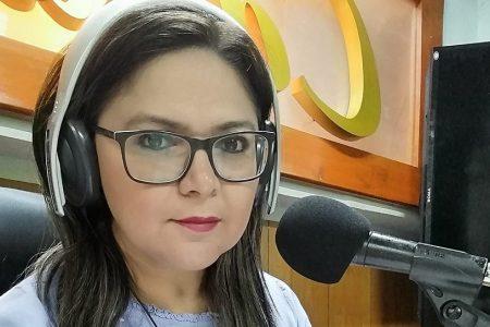 La locutora Wendy Aguayo se despide de Sistema RASA Yucatán
