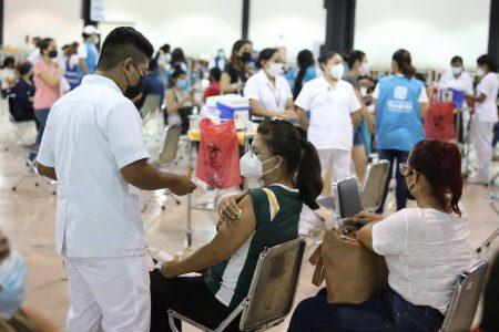 Buena respuesta de millennials a la vacunación: fueron inmunizados más de 122 mil 700